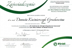 Dyplom Danuta Kuśnierczyk-Grochowina 006